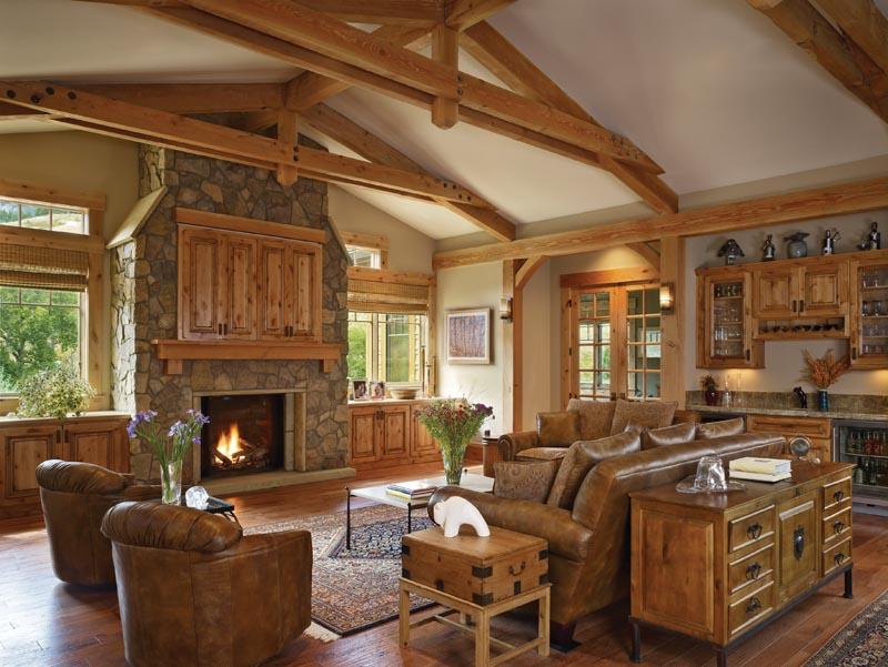 Sierra great room