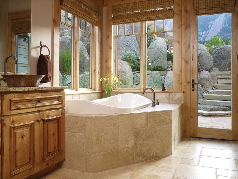 Sierra master bath