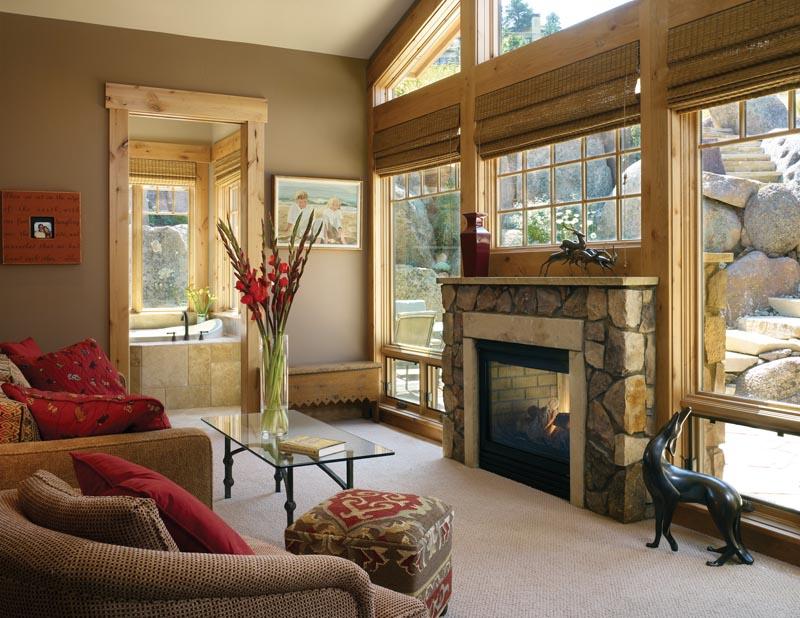 Sierra sitting room
