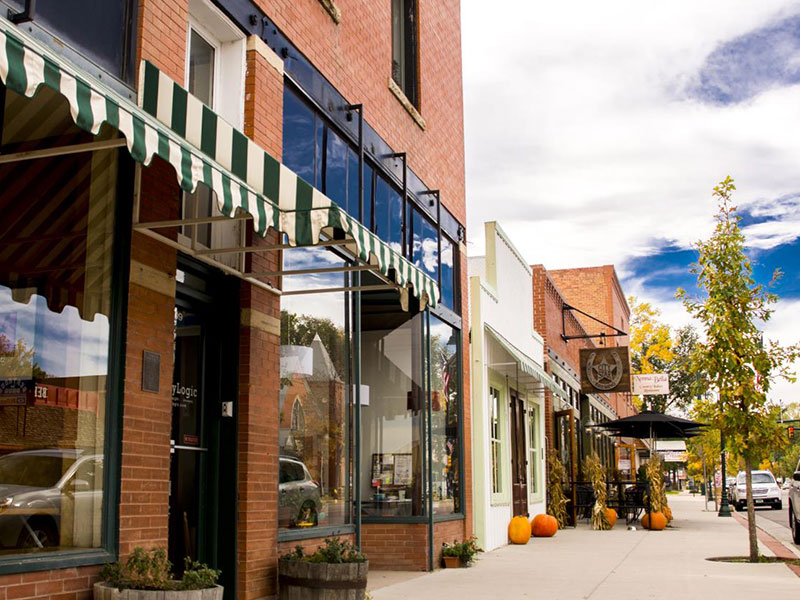 We love Berthoud Colorado