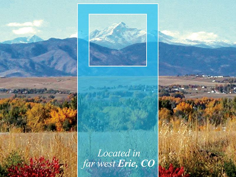 candlelight estates erie colorado new home for sale