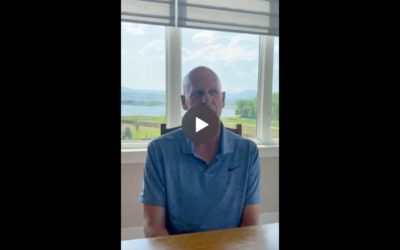 Testimonial from Bob Charles